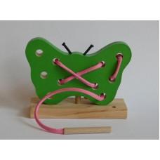 Provlékadlo motýl  barevný
